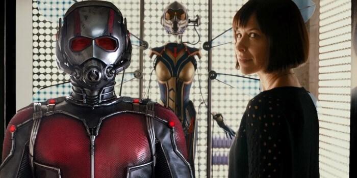 فيلم Ant-Man and the Wasp