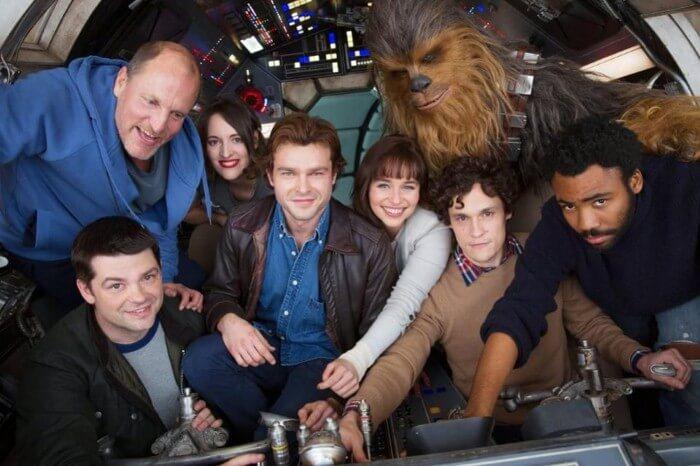 فيلم Solo A Star Wars Story