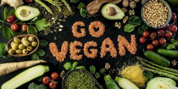 اتباع نظام غذائي نباتي