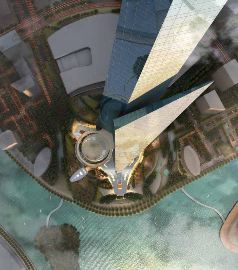 برج جدة الأطول في العالم