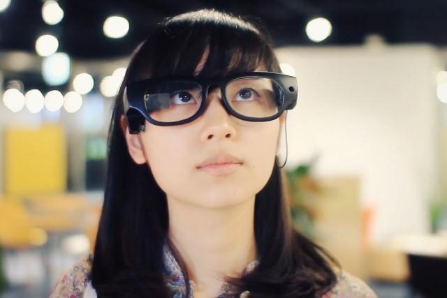 نظارات ذكية