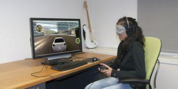 racing auditory display