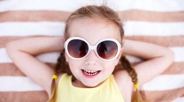 النظارات الشمسية المقلدة
