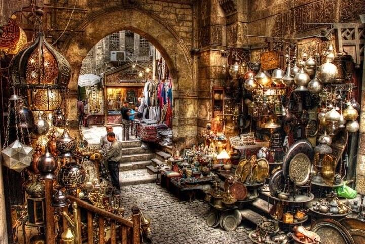 سوق خان الخليلي