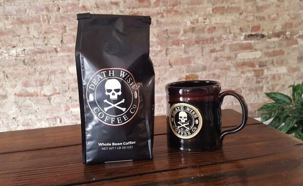 قهوة تمني الموت
