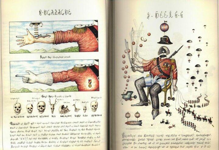 كتاب Codex Seraphinianus