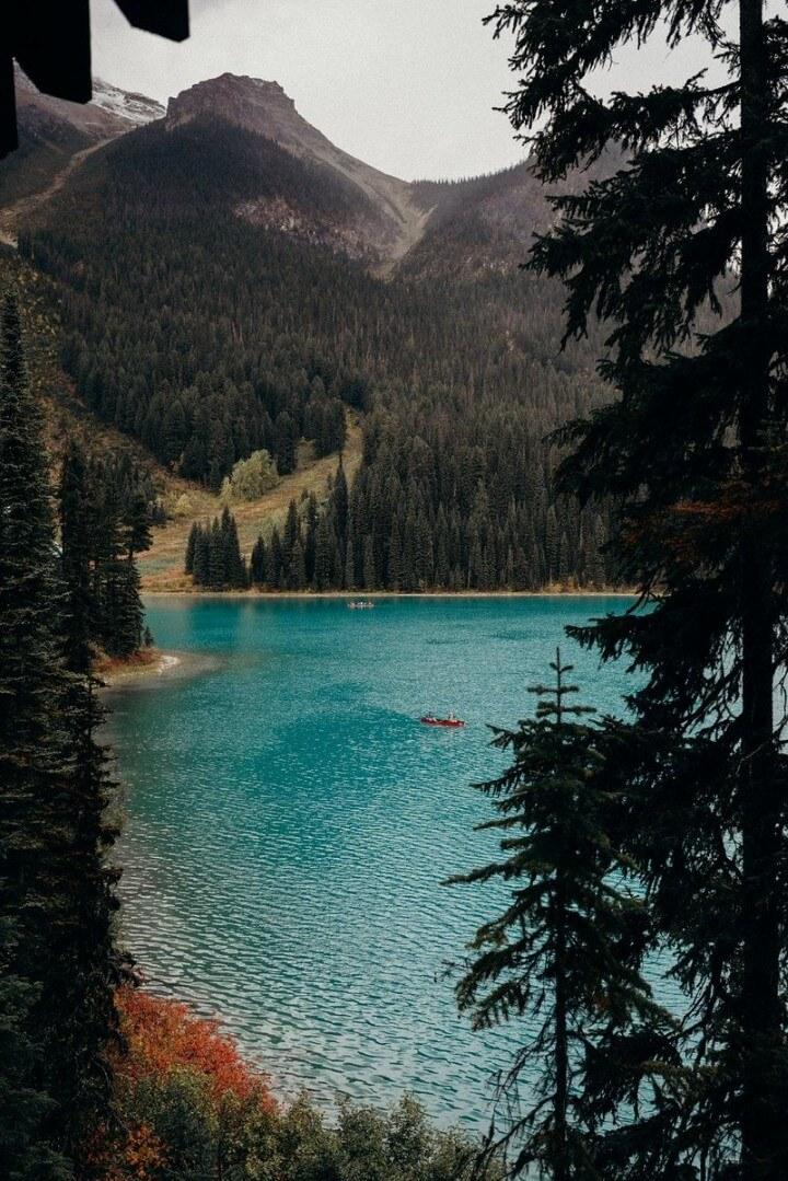 بحيرة الزمرد