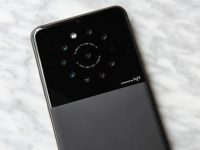Smartphone With Nine Lenses