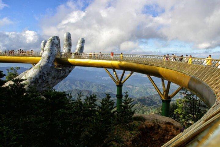 الجسر الذهبي
