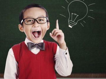 اختراعات الأطفال