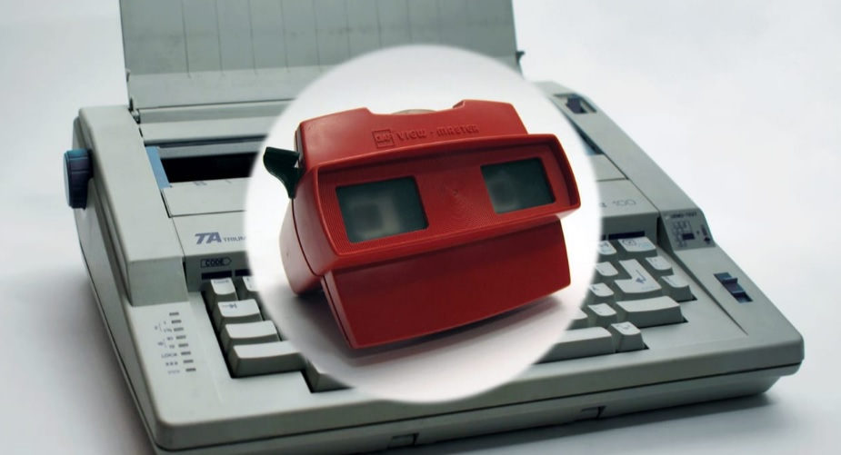 أصوات لتكنولوجيات قديمة