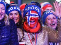 الدول الأكثر سعادة