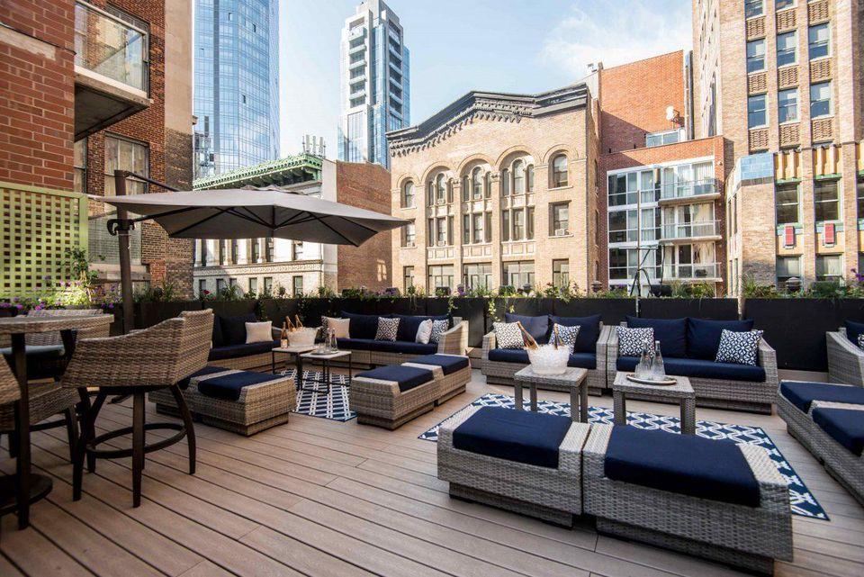 أسطح الفنادق الأكثر جمالًا في العالم