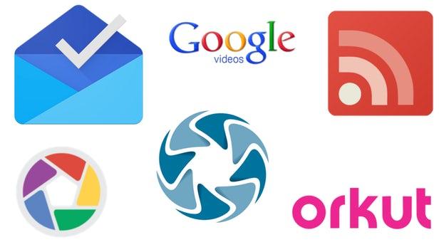 6 خدمات من جوجل لم تعد موجودة