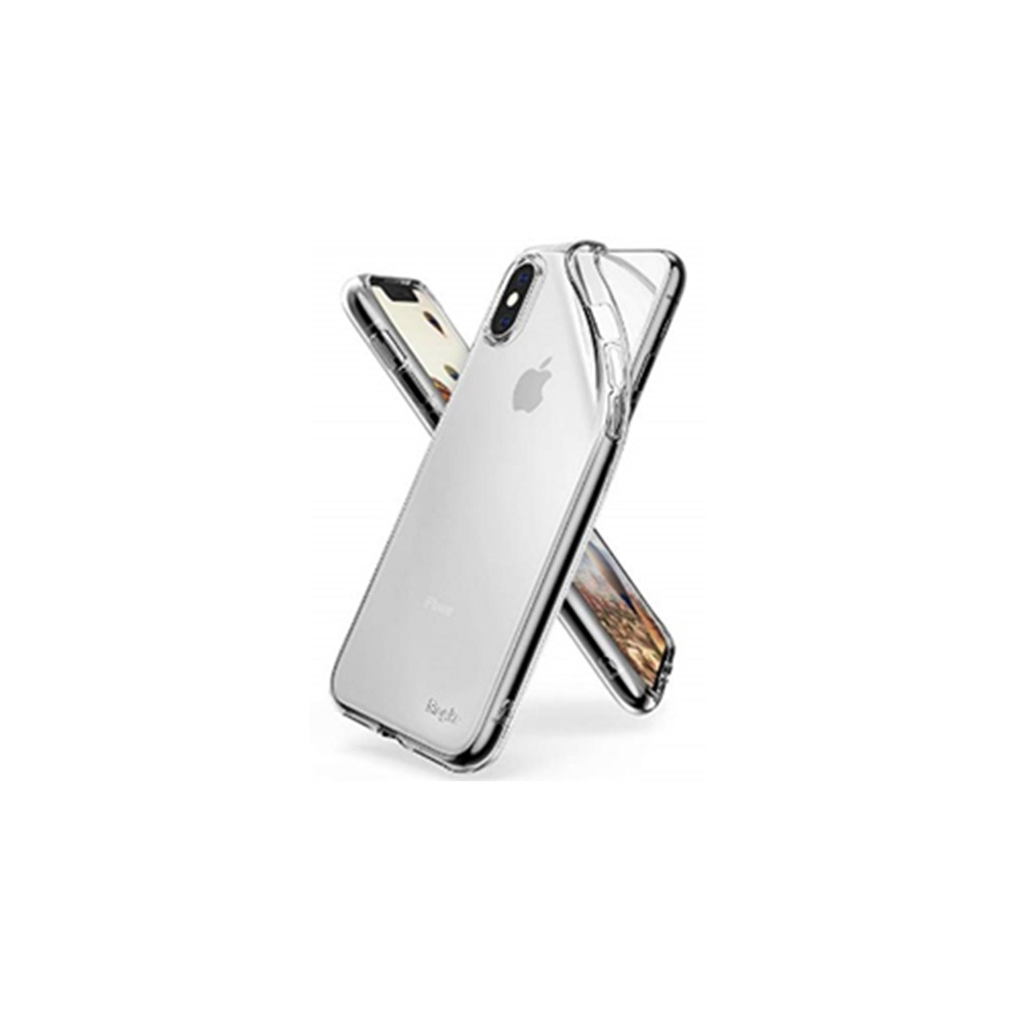 غلاف أيفون شفاف