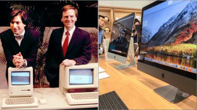 Macintosh and imac