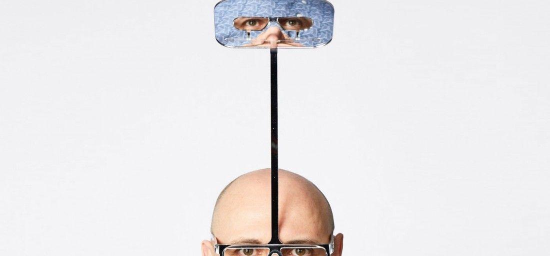 2a35c05e4 ابتكار نظارات تسمح لقصار القامة من رؤية العالم من أعلى!