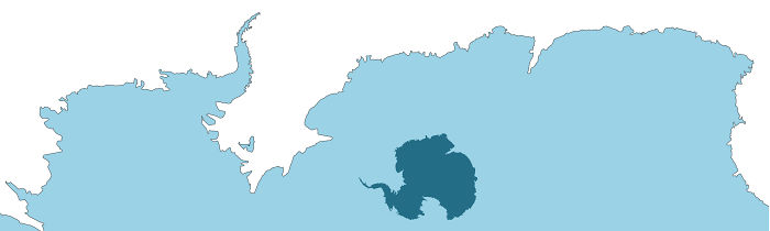 دول العالم في الحقيقة على الخريطة