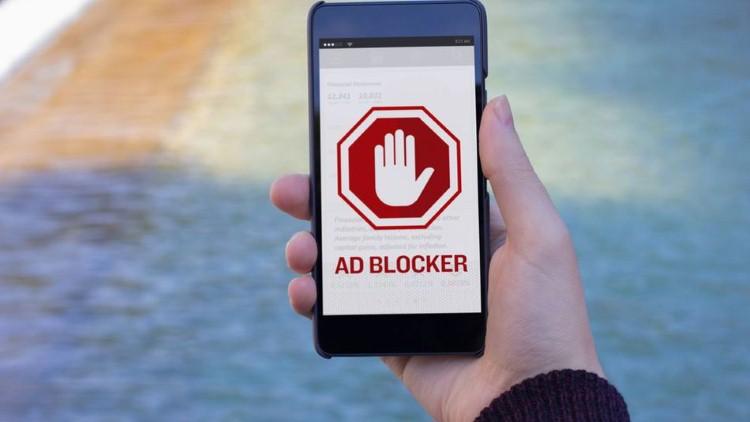 تطبيقات حظر الإعلانات
