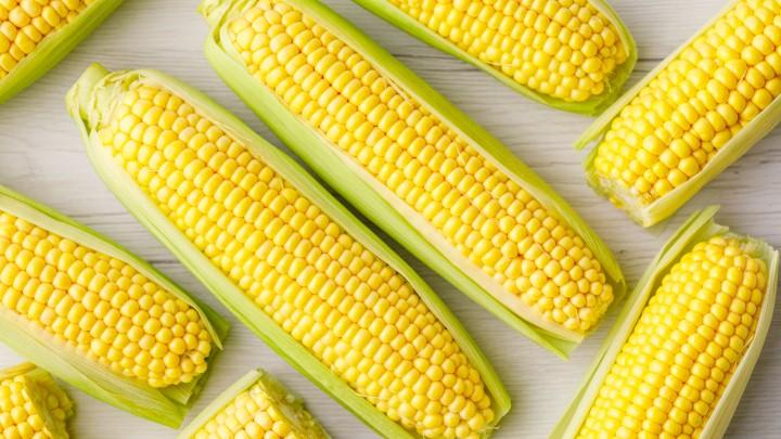 الذرة ليست الخضروات