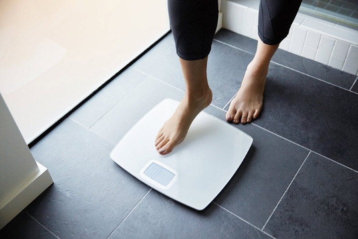 Weighing Yourself