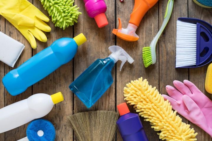 مستحضرات تنظيف