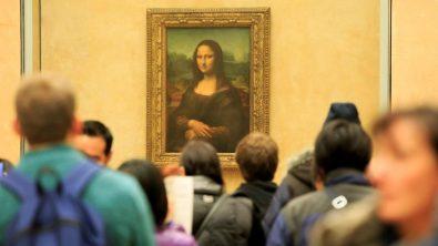 Mona Lisa Gaze