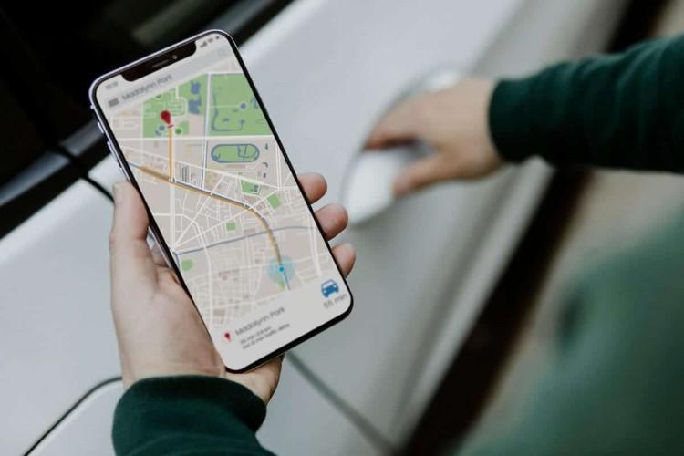 تطبيقات خرائط GPS