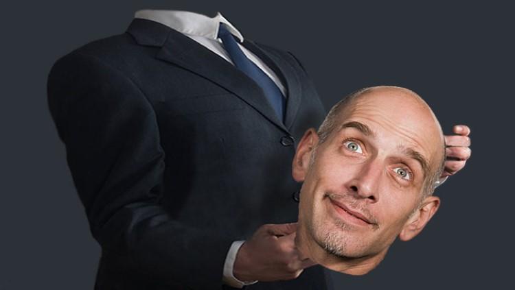 رأس مقطوع